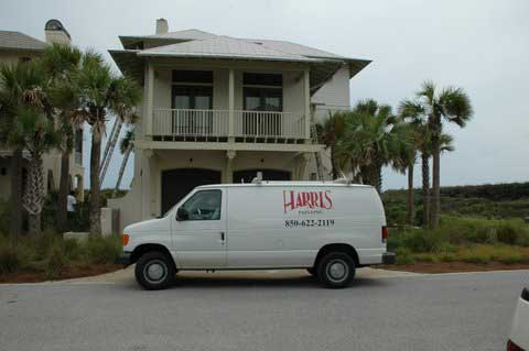 About Harris Painting - General Painting Contractors, Residential and Commercial